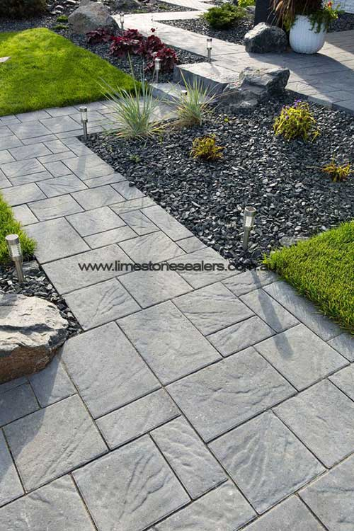 Outdoor Limestone White Floor Tile