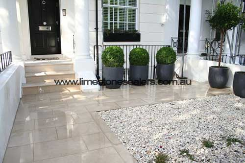 Outdoor-Limestone-shining-White-Floor-Tile